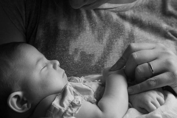 Infant Baby Family Photography Portraits ~ Davis Vacaville Sacramento California